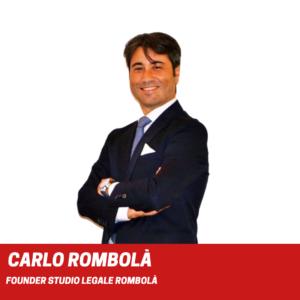 CARLO ROMBOLA' SITO