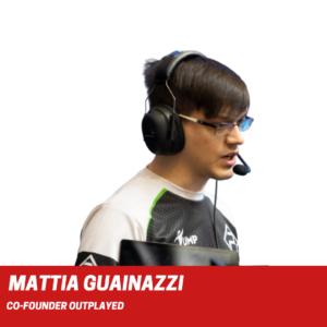 MATTIA GUAINAZZI